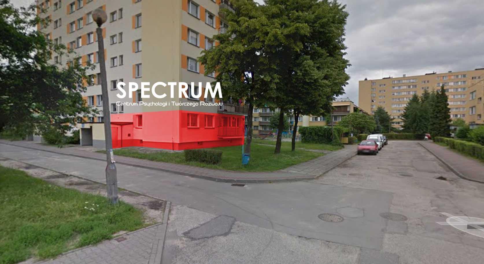 Jak dojechać do Spectrum w Chrzanowie
